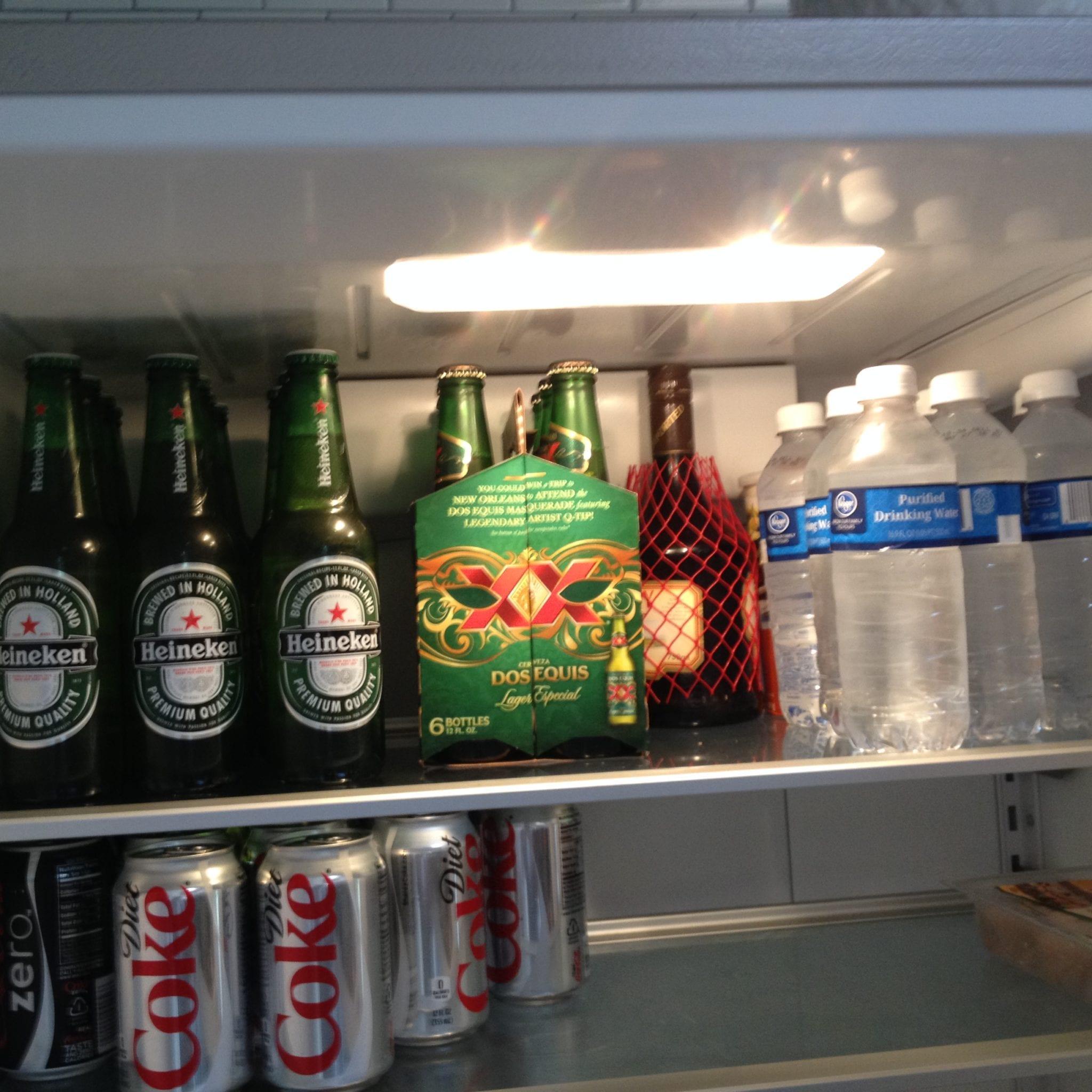 Horror and Heineken
