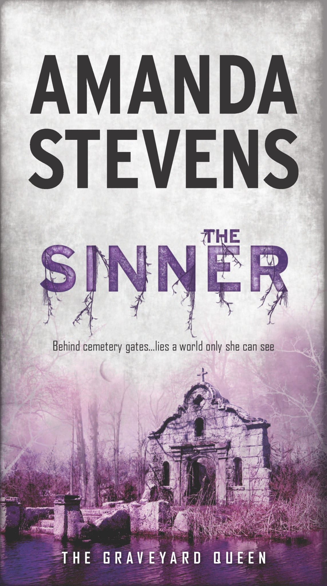 New Cover Reveal–The Sinner