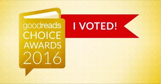 Goodreads Choice Awards 2016
